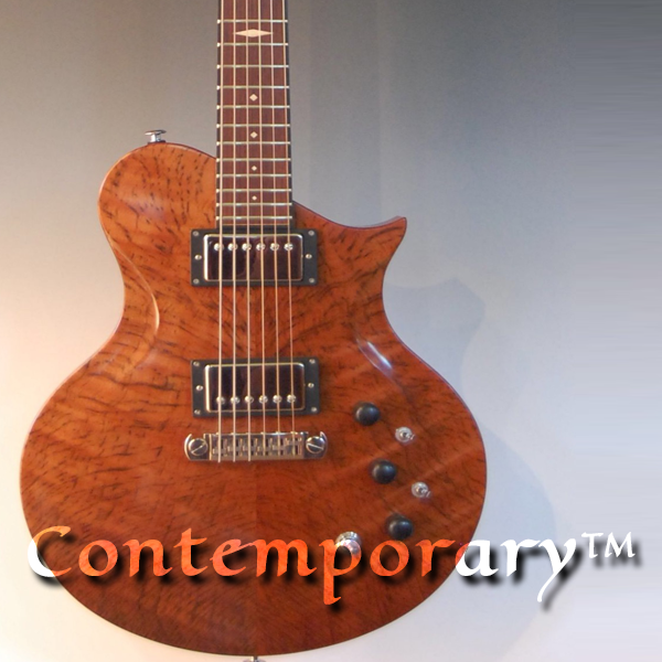 Contemporary™ Series Custom Guitar