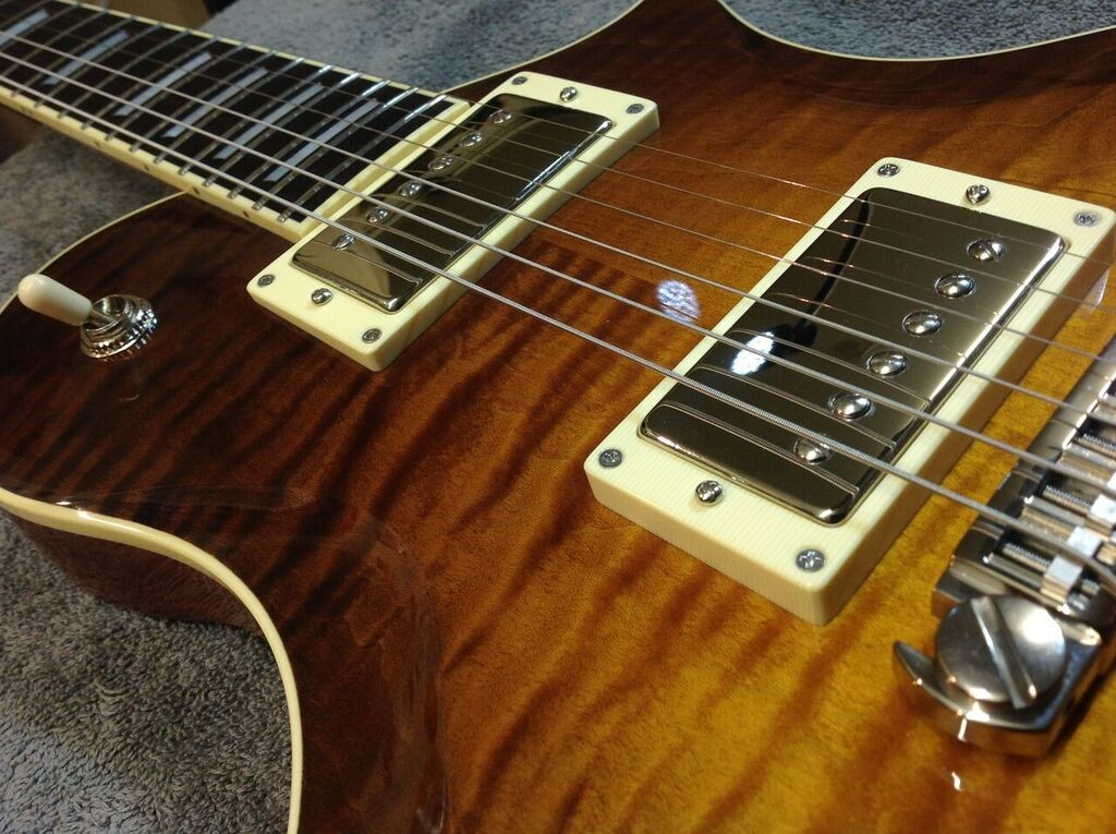 Certified 7 Guitar by Luthier Rick Maguire