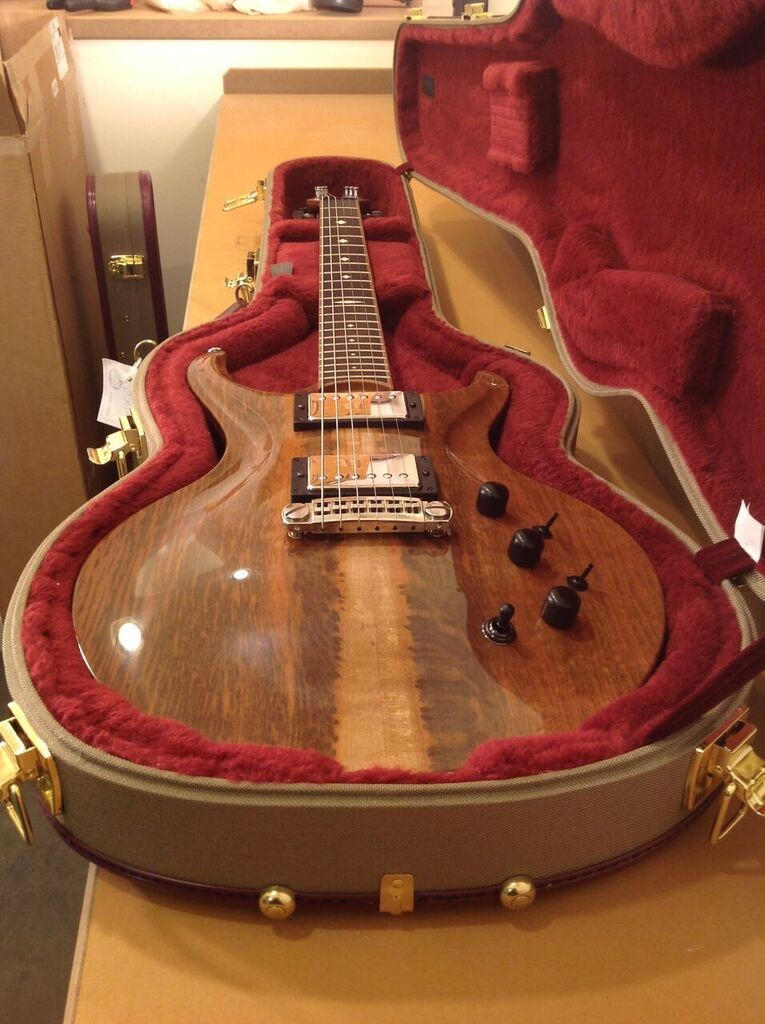 best custom built guitars