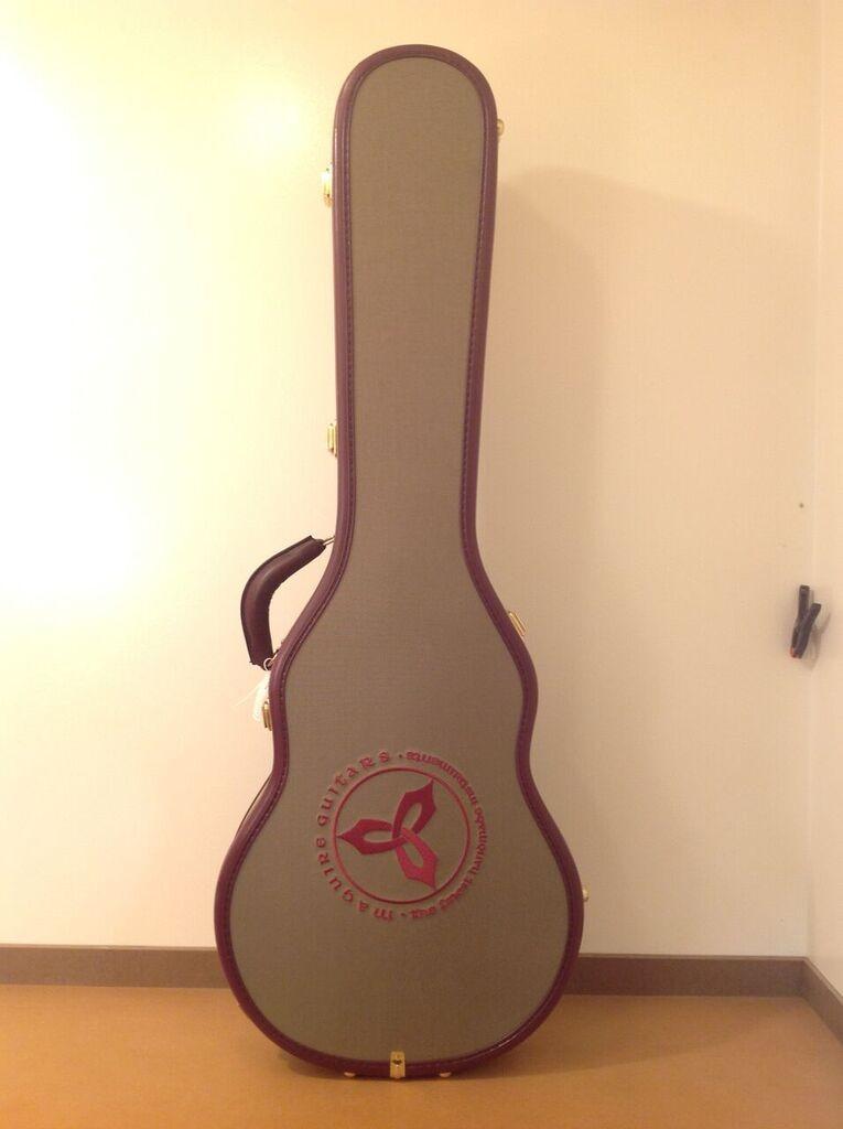 custom guitar case