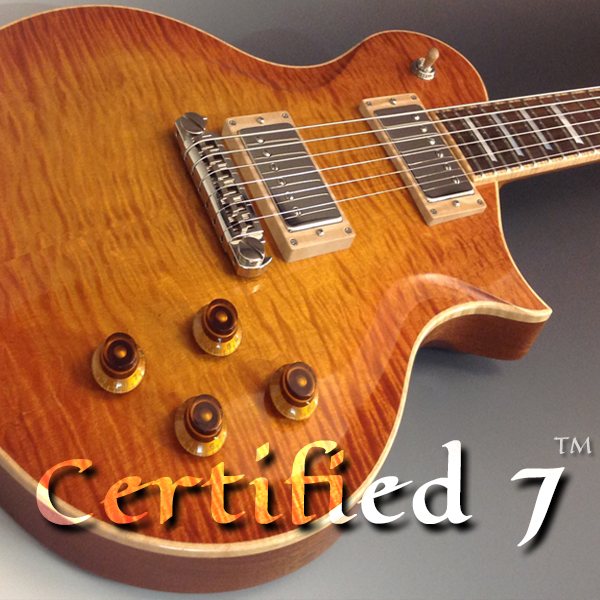 Rick Maguire Certified 7™ Series Guitar